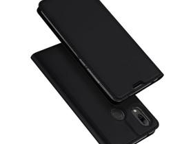 Huawei Y7 (2019) Kotelo Dux Ducis Musta, Puhelintarvikkeet, Puhelimet ja tarvikkeet, Pori, Tori.fi