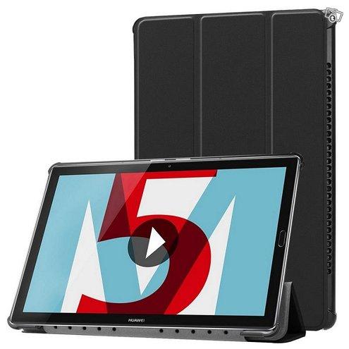 Huawei MediaPad M5 10 10.8 Kotelo Musta