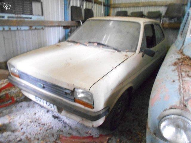 Ford Fiesta 2D 1979