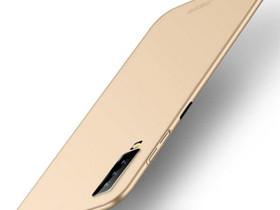 Samsung Galaxy A7 (2018) Kuori MOFI Slim Kulta, Puhelintarvikkeet, Puhelimet ja tarvikkeet, Pori, Tori.fi