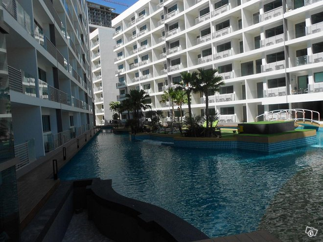 JOMITIEN BEACH THAIMAA , uusi yksiö