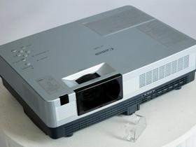 Canon LV 7295 projektori, Kotiteatterit ja DVD-laitteet, Viihde-elektroniikka, Turku, Tori.fi