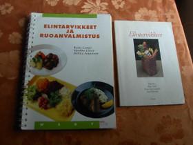 Vanhat elintarvike ja gaterinalan peruslinjankirja, Oppikirjat, Kirjat ja lehdet, Liperi, Tori.fi