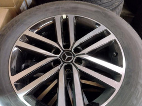"""Mercedes X sarja 19"""" alut 255 55 19 kesärenkailla, Renkaat ja vanteet, Seinäjoki, Tori.fi"""