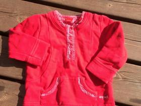 Esprit punainen pusero 62 cm, Lastenvaatteet ja kengät, Hattula, Tori.fi