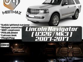 Lincoln Navigator (U326) Sisätilan LED -sarja x12, Lisävarusteet ja autotarvikkeet, Auton varaosat ja tarvikkeet, Tuusula, Tori.fi