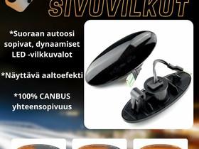 Renault Koleos LED aaltoefekti sivuvilkut; 2 VÄRIÄ, Lisävarusteet ja autotarvikkeet, Auton varaosat ja tarvikkeet, Tuusula, Tori.fi