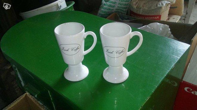 Irish Coffee mukit 2kpl