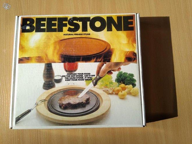 Beefstone kypsennyskivi