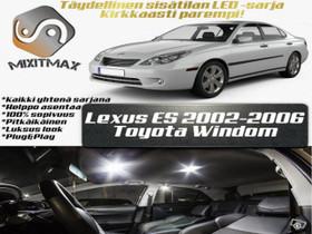 Lexus ES (XV30) Sisätilan LED -muutossarja ; x12, Lisävarusteet ja autotarvikkeet, Auton varaosat ja tarvikkeet, Tuusula, Tori.fi