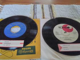 """2 kpl Kivikasvot 7"""" Single, Musiikki CD, DVD ja äänitteet, Musiikki ja soittimet, Rovaniemi, Tori.fi"""