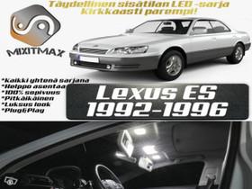 Lexus ES300 (XV10) Sisätilan LED -sarja ; 11 osaa, Lisävarusteet ja autotarvikkeet, Auton varaosat ja tarvikkeet, Tuusula, Tori.fi