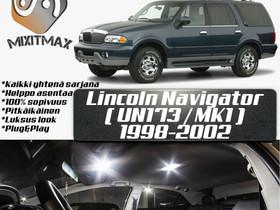 Lincoln Navigator (UN173) Sisätilan LED -sarja x16, Lisävarusteet ja autotarvikkeet, Auton varaosat ja tarvikkeet, Tuusula, Tori.fi