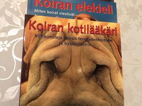 Koiran kotilääkäri, - elekieli,- etikettiopas 3 kp, Muut kirjat ja lehdet, Kirjat ja lehdet, Ulvila, Tori.fi