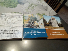 Sotasokeat ry:n kevät julkaisu x 3, Muut kirjat ja lehdet, Kirjat ja lehdet, Salo, Tori.fi