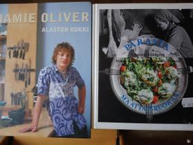Jamie Oliver + maatiaisruoka, Harrastekirjat, Kirjat ja lehdet, Imatra, Tori.fi