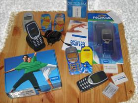 Nokia 3310 3210 3510i puhelimia ym ym kokoelma, Puhelimet, Puhelimet ja tarvikkeet, Kalajoki, Tori.fi
