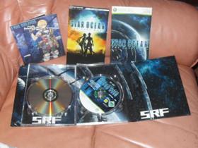 XBOX 360 peli Star Ocean the last hope limited col, Pelikonsolit ja pelaaminen, Viihde-elektroniikka, Kotka, Tori.fi