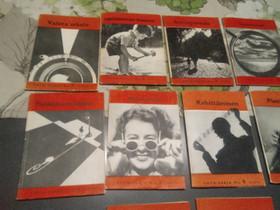 Foto-sarja x 13, Muut kirjat ja lehdet, Kirjat ja lehdet, Salo, Tori.fi