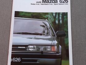 Vanhat autoesitteet Nissan,Mazda,Lada, Muu keräily, Keräily, Kauhava, Tori.fi