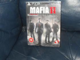PS 3 peli Mafia II, Pelikonsolit ja pelaaminen, Viihde-elektroniikka, Kotka, Tori.fi
