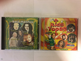 Kesä maistuu ja kids top 20 Cd-levyt, Musiikki CD, DVD ja äänitteet, Musiikki ja soittimet, Riihimäki, Tori.fi
