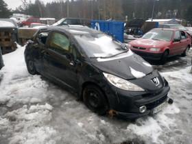 Peugeot 207 osina 1.6 16v vm.2007, Autovaraosat, Auton varaosat ja tarvikkeet, Kaarina, Tori.fi