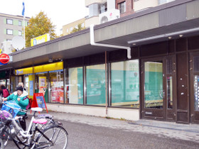 Liikehuoneisto (mahdollisuus ruokaravintolaksi), Liikkeille ja yrityksille, Tampere, Tori.fi