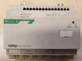 Easy 619-ac-rcx kontrolli rele, Sähkötarvikkeet, Rakennustarvikkeet ja työkalut, Alavus, Tori.fi