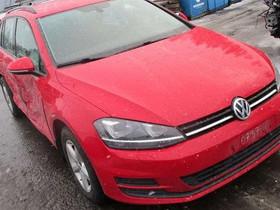 Purkuauto:VW GOLF FARM 1,6TDI 2013, Autovaraosat, Auton varaosat ja tarvikkeet, Tampere, Tori.fi