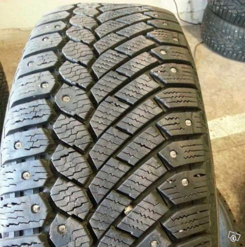 205/50R17ContiIceContact93T 7-8m2kpl