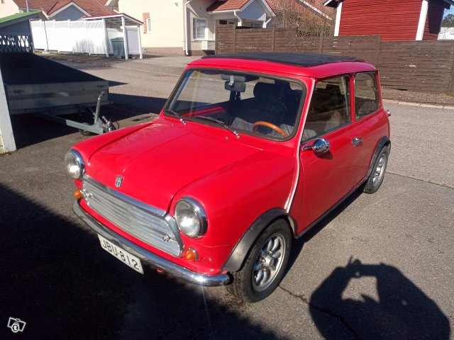 MINI 1300 Sunroof 1977