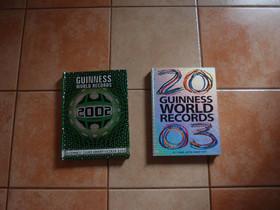 Guinness world records 2002 & 2003, Muut kirjat ja lehdet, Kirjat ja lehdet, Tampere, Tori.fi