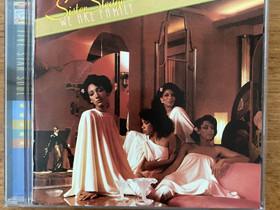 Sister Sledge: We are family- cd, Musiikki CD, DVD ja äänitteet, Musiikki ja soittimet, Liminka, Tori.fi