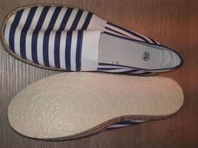 Sinivalkoiset kangas kengät koko 39, Vaatteet ja kengät, Vaasa, Tori.fi