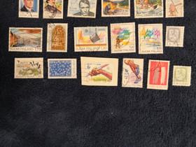 Postimerkit julkaistu vuonna 1983 18 kpl, Muu keräily, Keräily, Nokia, Tori.fi