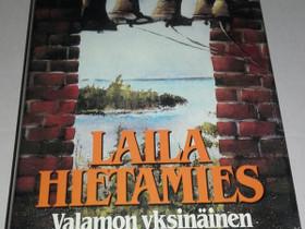 Valamon yksinäinen - Laila Hietamies, Kaunokirjallisuus, Kirjat ja lehdet, Loppi, Tori.fi