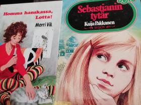 Nuorten kirjoja, Lastenkirjat, Kirjat ja lehdet, Hämeenlinna, Tori.fi