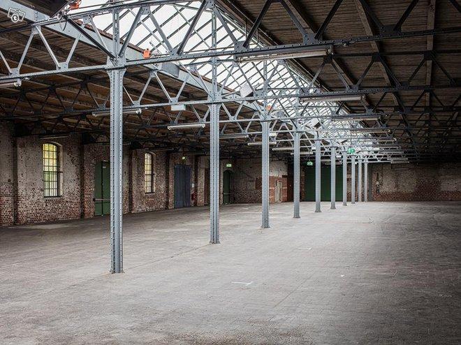 Lämmintä varastotilaa 30 m², Meri-Teijo