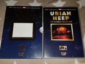 Uriah Heep - The Ultimate Anthology DVD, Musiikki CD, DVD ja äänitteet, Musiikki ja soittimet, Tampere, Tori.fi