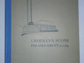 Urheileva Suomi, Finlands idrott av i dag, Harrastekirjat, Kirjat ja lehdet, Loppi, Tori.fi