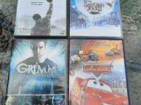 DVD- elokuvat
