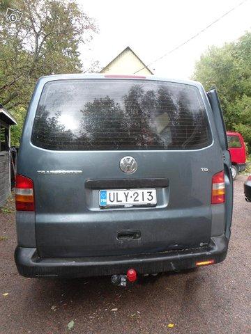 Vw Tansporter 1.9 TDI 2005 3