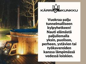 Porepalju kärrissä led-valoilla 8 – 10 henkilölle, Peräkärryt ja trailerit, Auton varaosat ja tarvikkeet, Joensuu, Tori.fi