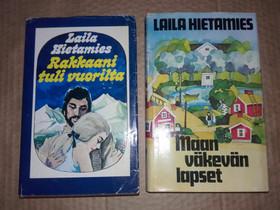 Hamina-sarja - Laila Hietamies, Kaunokirjallisuus, Kirjat ja lehdet, Loppi, Tori.fi