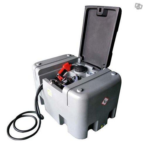 Polttoainesäiliö, 400 litraa sähköpumpulla (UUSI)
