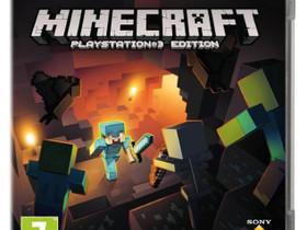 Minecraft Playstation 3 Edition PS3, Pelikonsolit ja pelaaminen, Viihde-elektroniikka, Lahti, Tori.fi