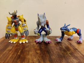 Digimon -figuurit *kaksi kuvaa, Lelut ja pelit, Lastentarvikkeet ja lelut, Savitaipale, Tori.fi