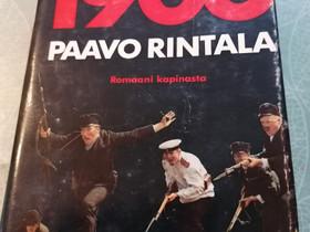 Paavo Rintala VIAPORI 1906, Kaunokirjallisuus, Kirjat ja lehdet, Merikarvia, Tori.fi