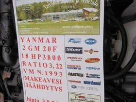 Yanmar 2GM20F, Perämoottorit, Venetarvikkeet ja veneily, Taivassalo, Tori.fi